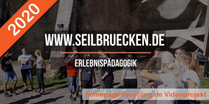 www.seilbruecken.de – Erlebnispädagogik